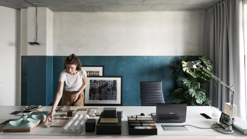 Studio11 uses colour and texture to inject personality into own