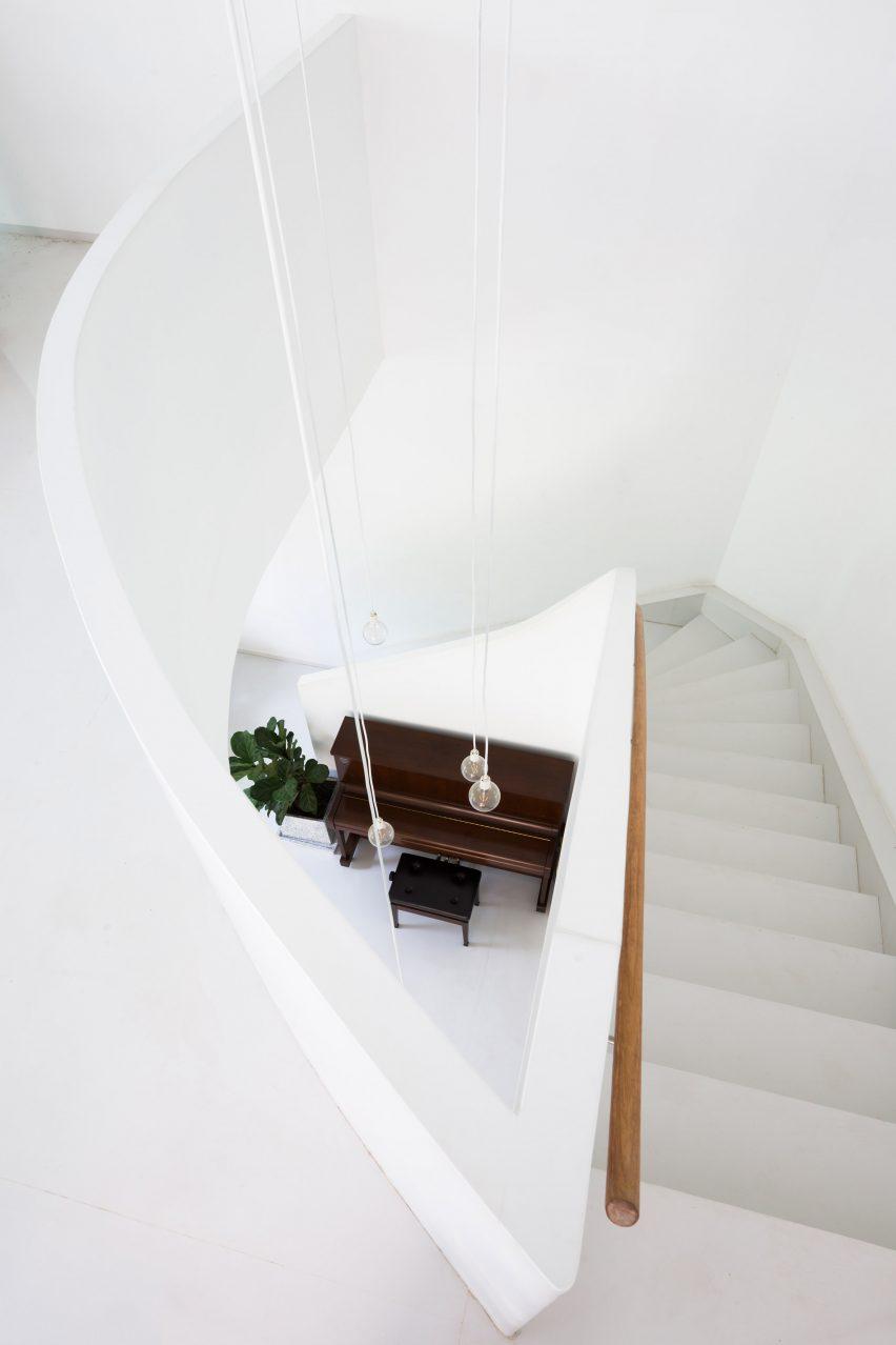 T House by KIENTRUC O
