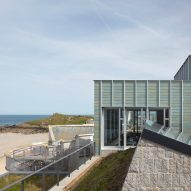 Movie showcases the Jamie Fobert-designed extension to Tate St Ives