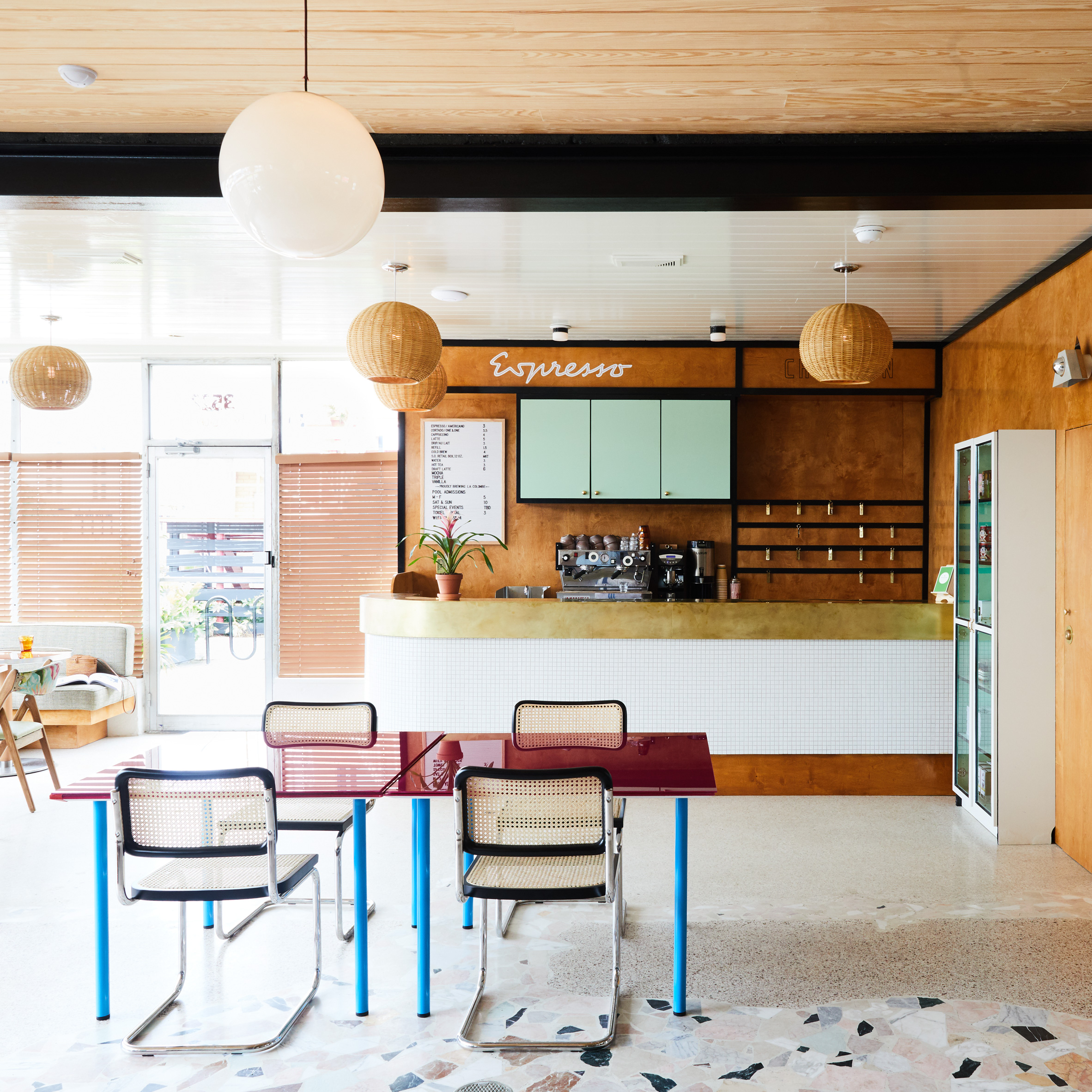The Drifter Hotel occupies 1950s New Orleans motel renovated by Nicole Cota  Studio