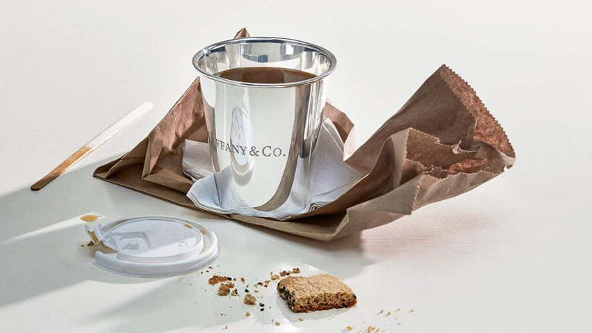 Tiffany & Co releases £945 tin can as part of Everyday Objects collection