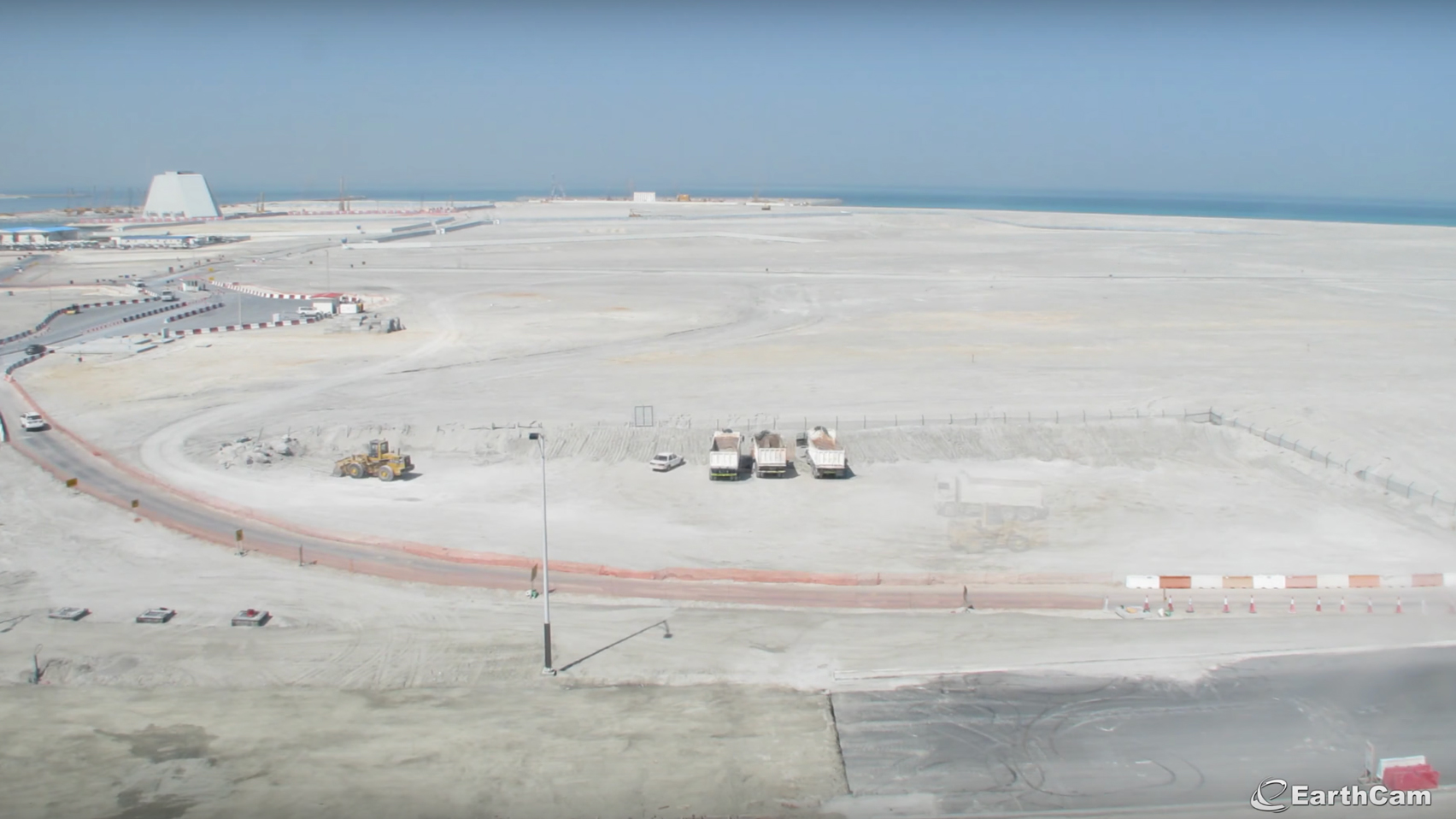 Timelapse reveals eight-year construction of Louvre Abu Dubai in just three minutes