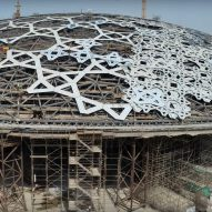 Timelapse reveals eight-year construction of Louvre Abu Dhabi in just three minutes