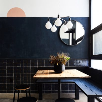 Tonchin restaurant by Carpenter & Mason