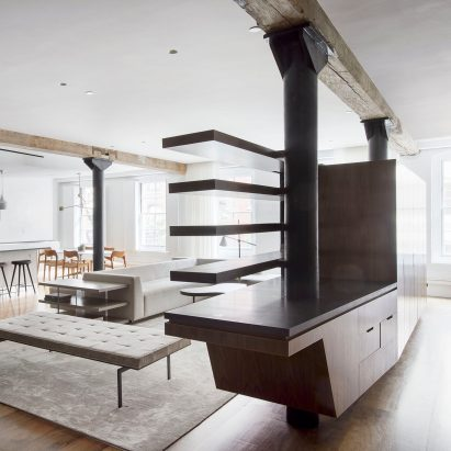 Tribeca Loft by Office of Architecture