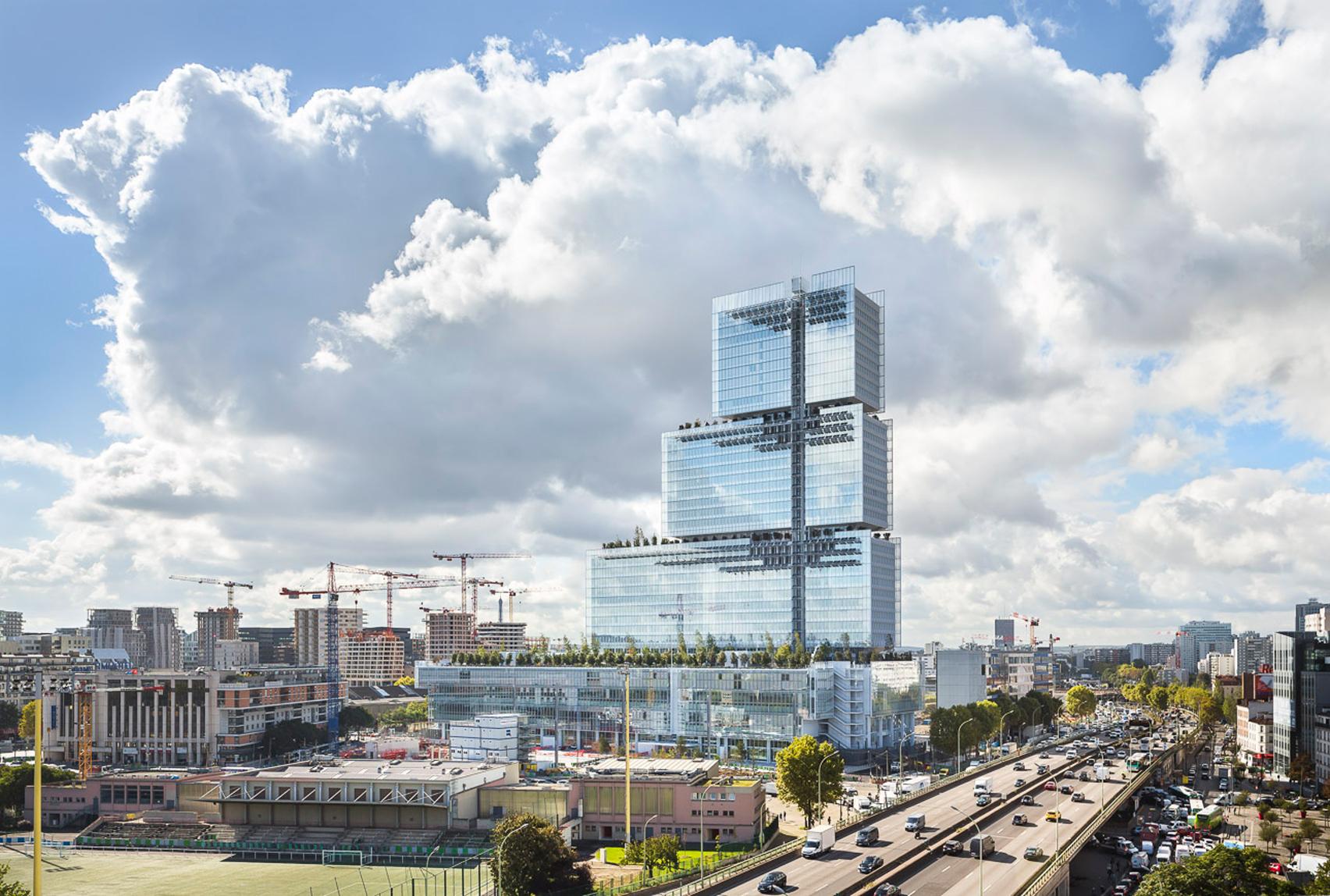 Tribunal de Paris Renzo Piano