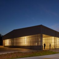 El Dorado and Modus Studio repurpose old warehouse for Arkansas art school