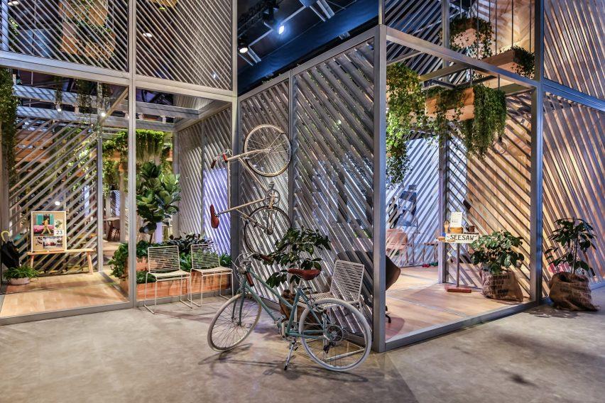 Urban Nest by Mini Living x Penda