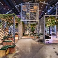 """Penda proposes """"radical future-living concept"""" with recyclable modular dwellings"""