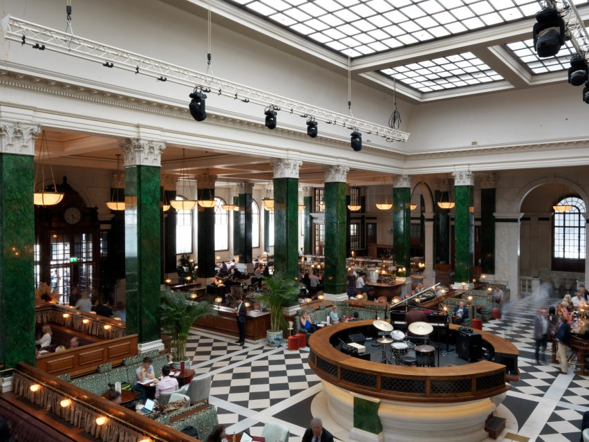 The Ned, Soho House's grand hotel in the City of London