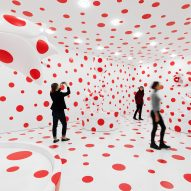Yayoi Kusama's Infinity Mirror Rooms and polka-dot installations come to New York City
