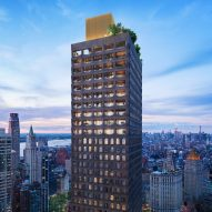 David Adjaye updates design for his first New York skyscraper