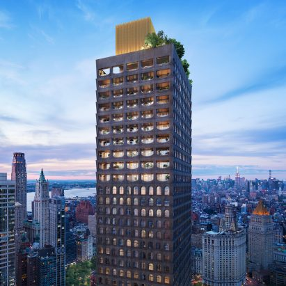 David Adjaye Updates Design For His First New York Skyscraper British Architect