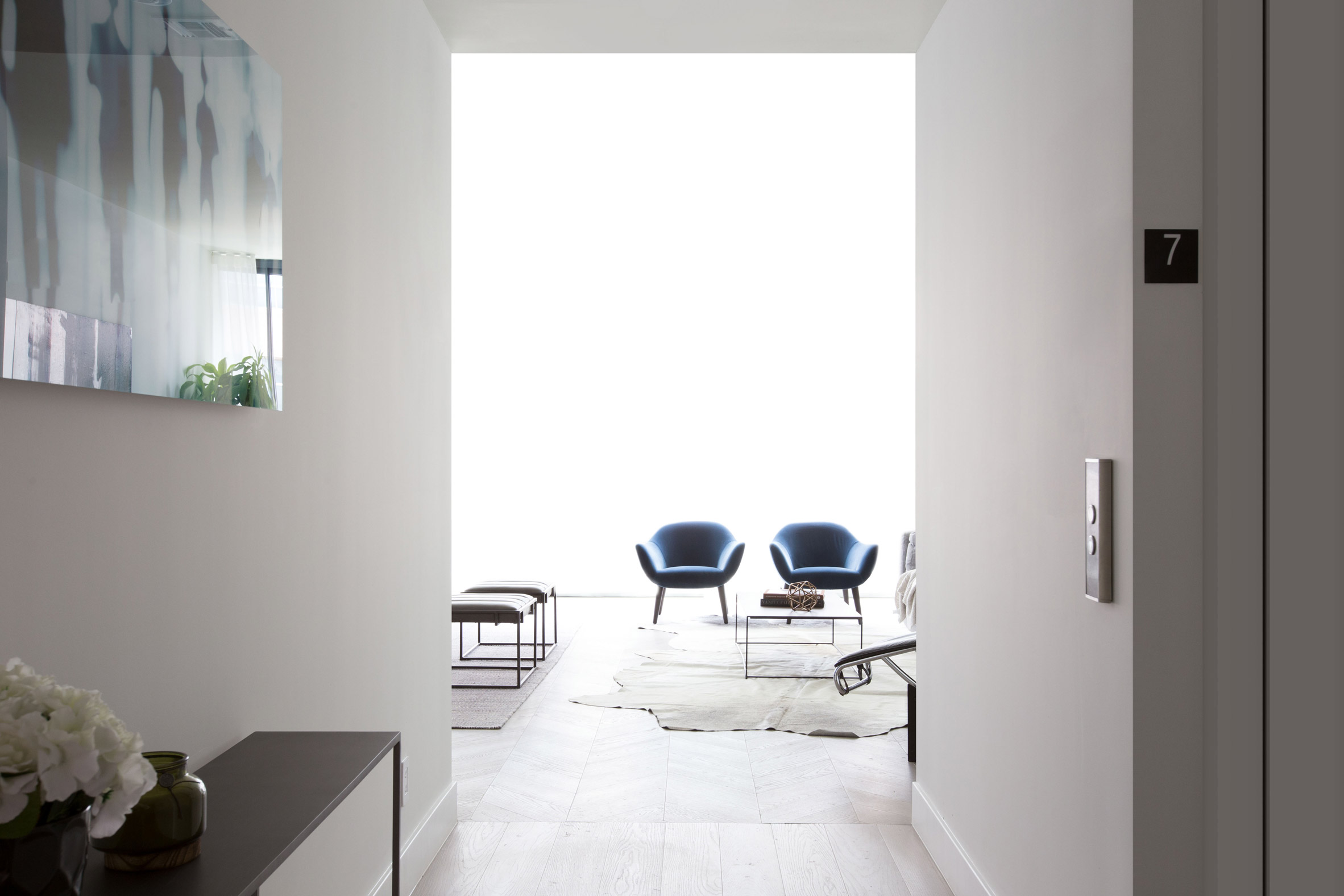 """Stefano Pasqualetti completes """"soothing and timeless"""" condos in Tribeca"""
