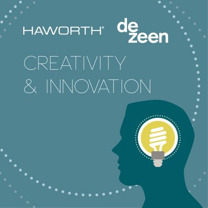 Dezeen and Haworth creativity and innovation talk
