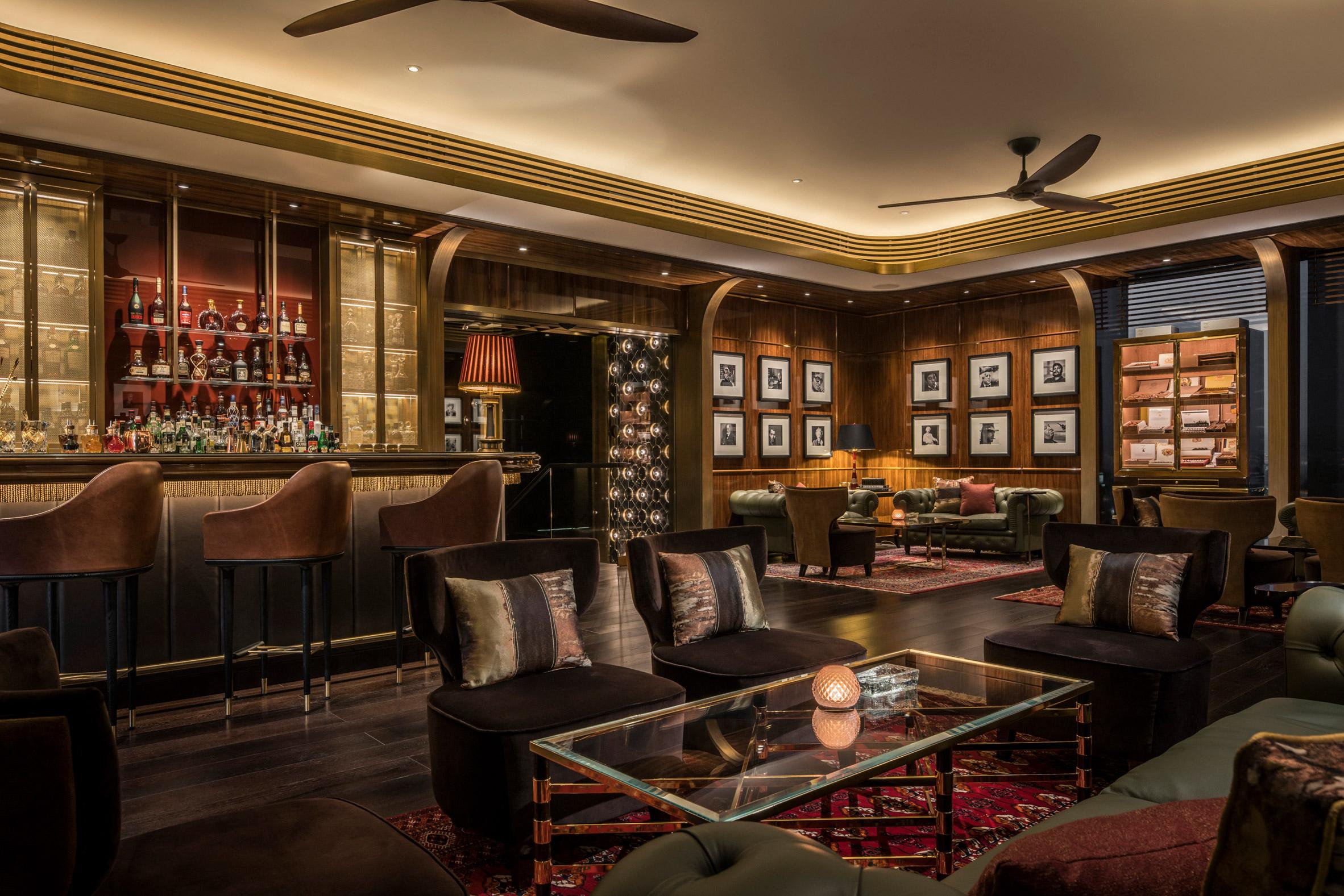 Four Seasons DIFC hotel by Adam Tihany