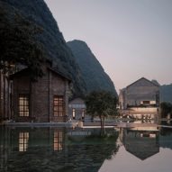 Vector Architects converts sugar mill into Alila Yangshuo hotel