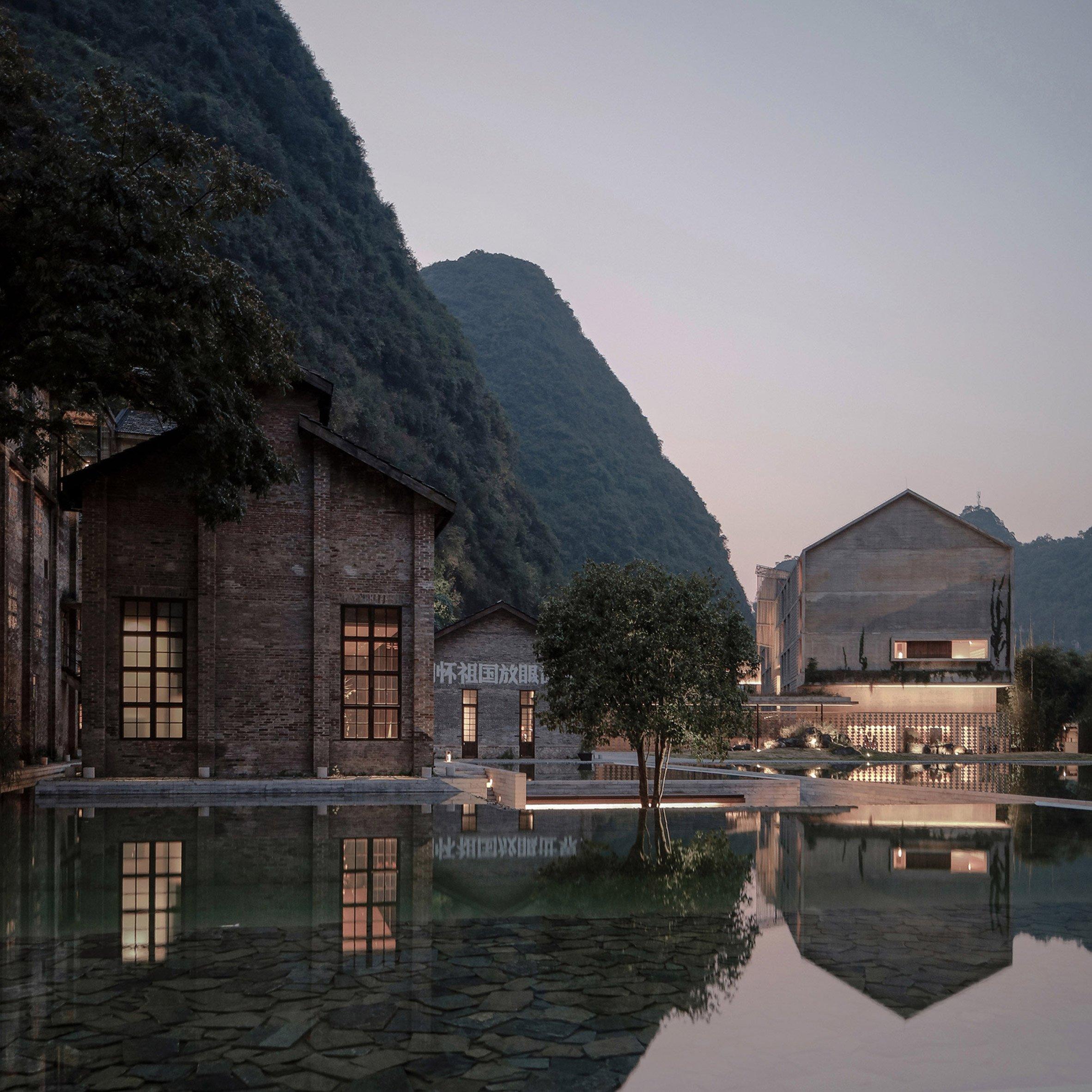 Dezeen's top 10 hotels of 2017