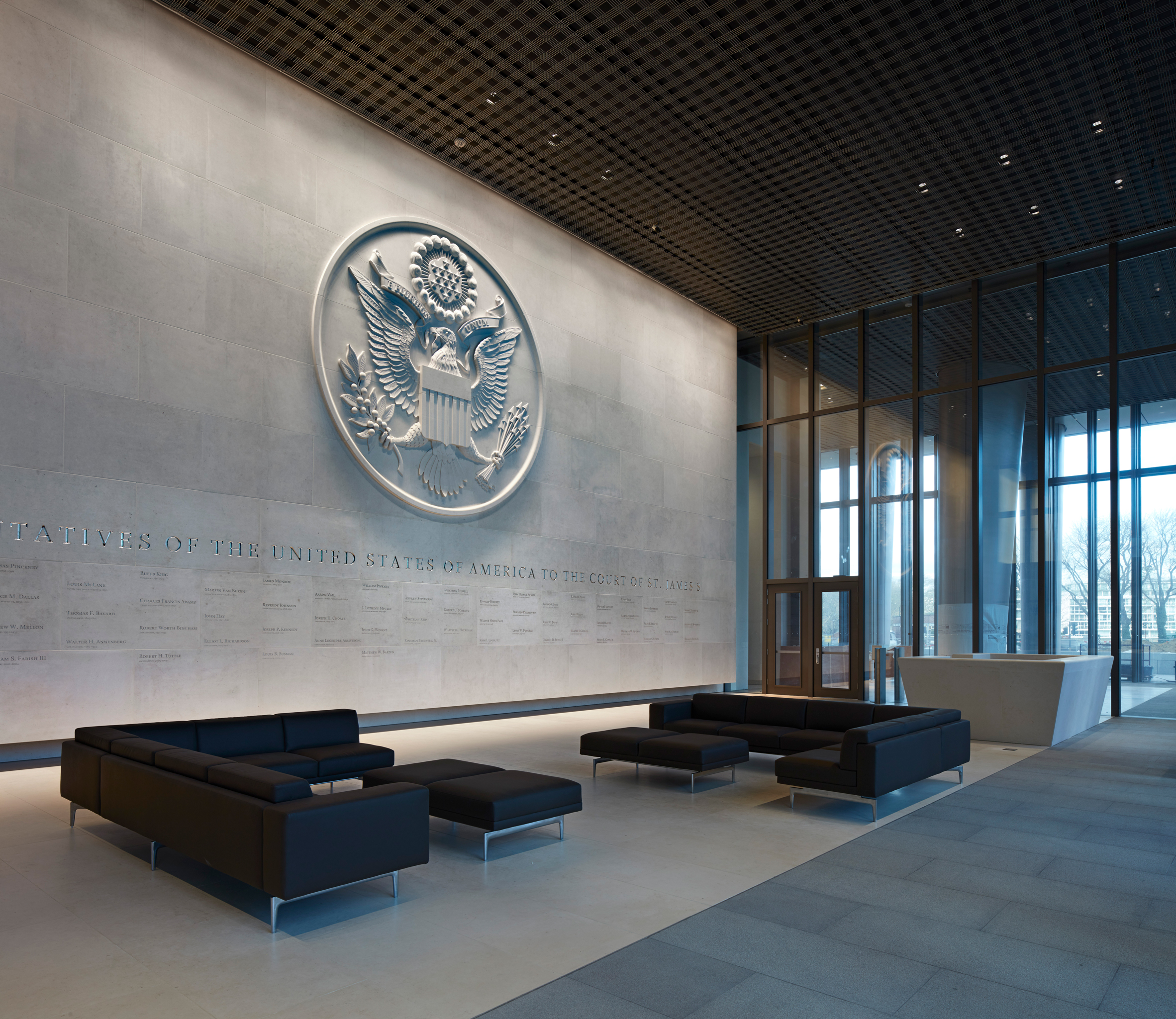 US Embassy Kieran Timberlake