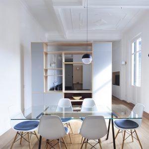 at home interior design.  5Dezeen s top 10 home interiors of 2017 Interior design stories from Dezeen magazine