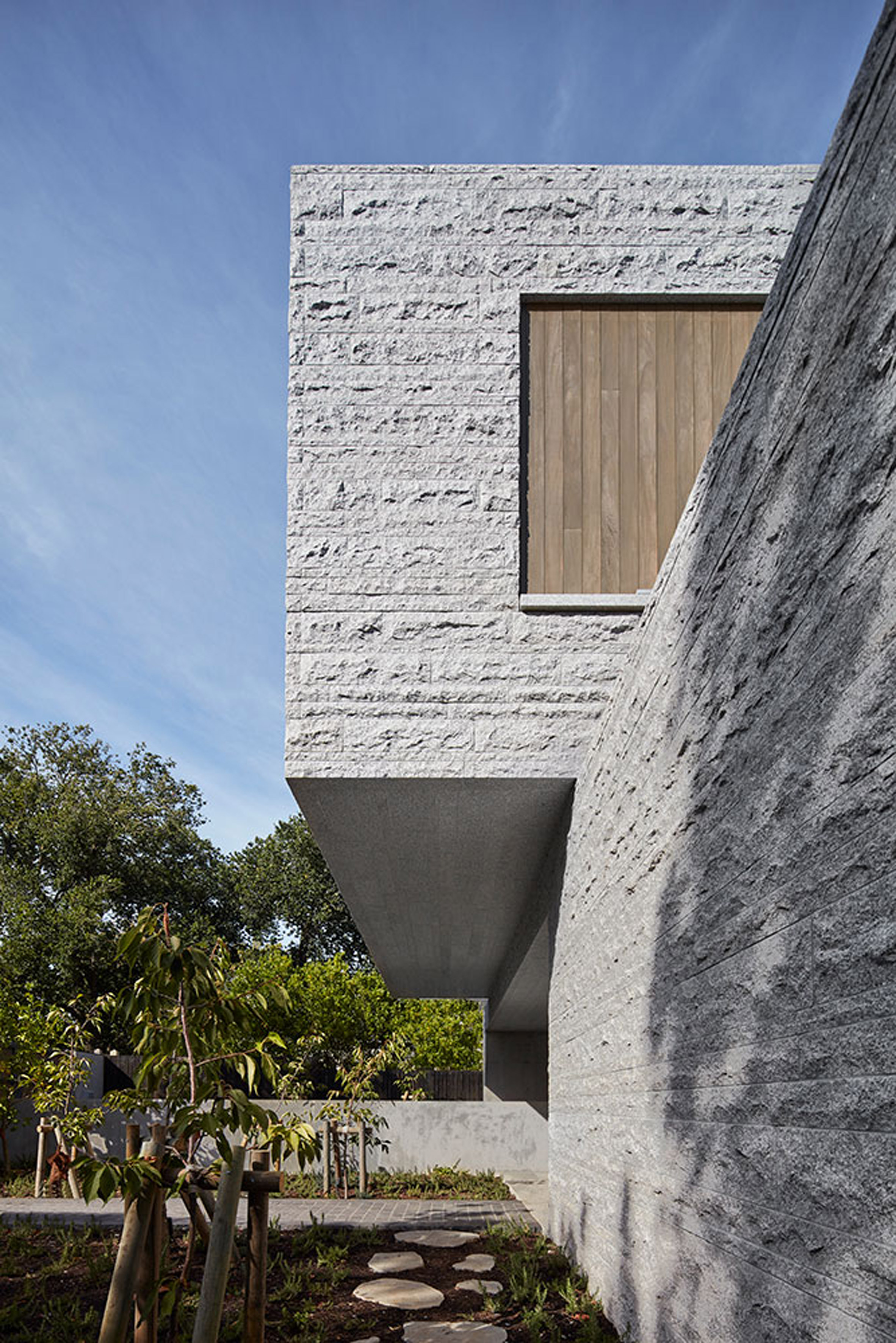 B.E Architecture designed the three-storey Armadale Residence