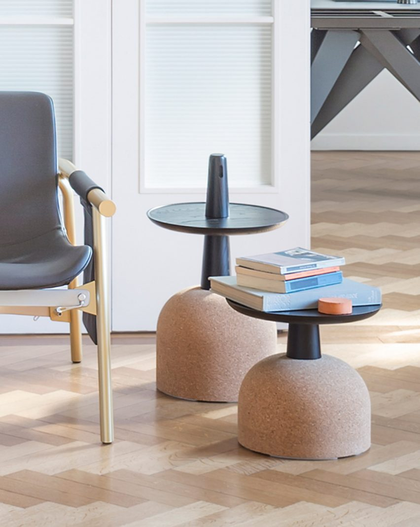 Gilles Created The Assemblage Tables For Italian Brand Bonaldo. For His  Design, He Chose To Use Cork As Opposed To A Standard Solid Base, And Each  Of The ...