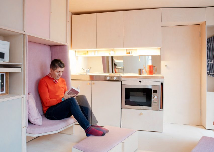 Dezeen's Top 48 Home Interiors Of 48 Enchanting Home And Interior Design