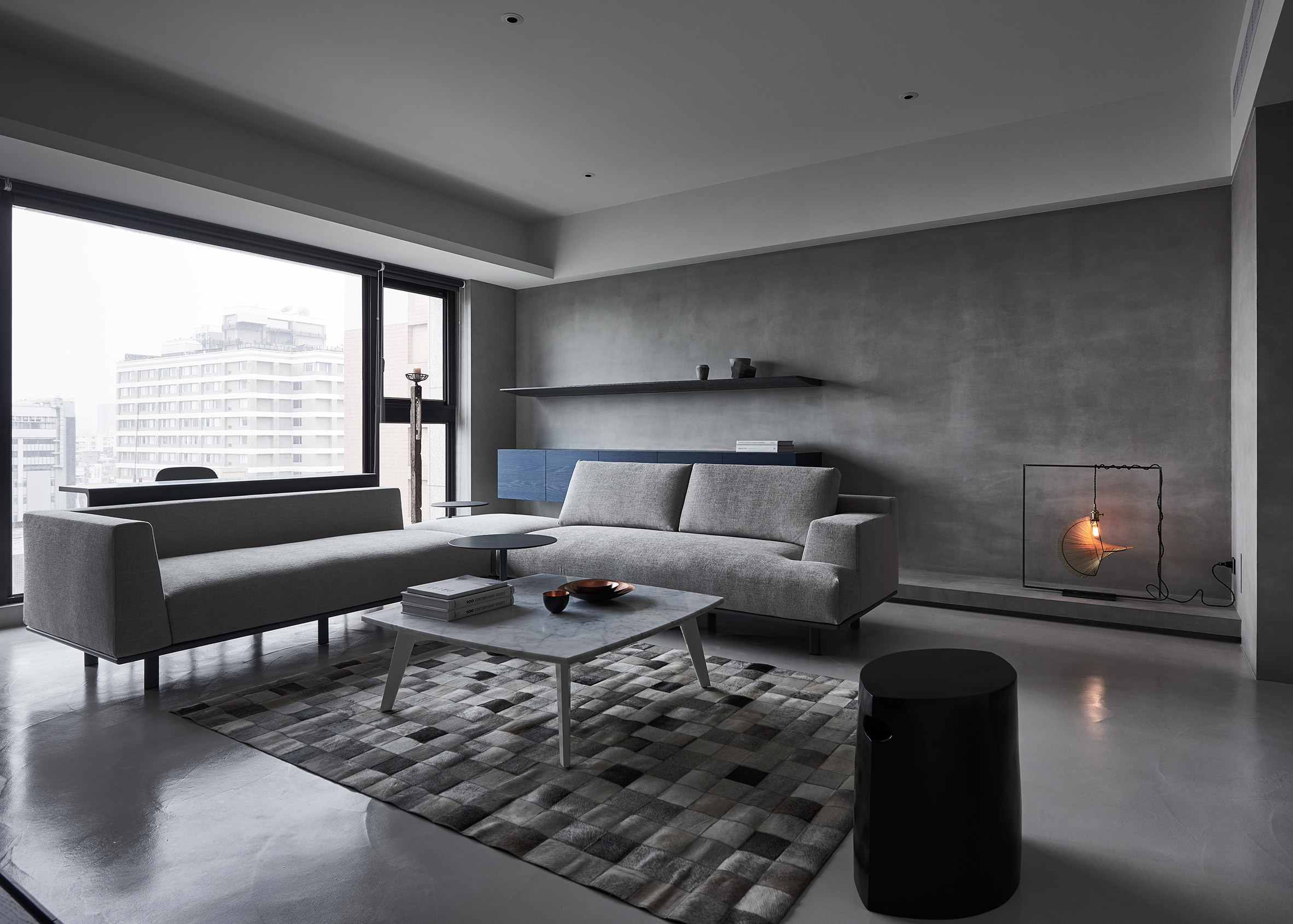Dezeen roundups: Best residential interiors of 2017