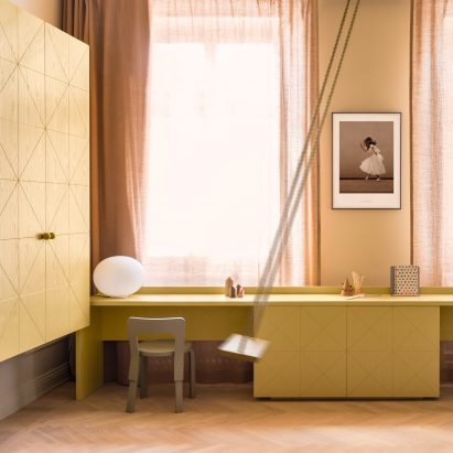 Interiors. Interior design stories from Dezeen magazine