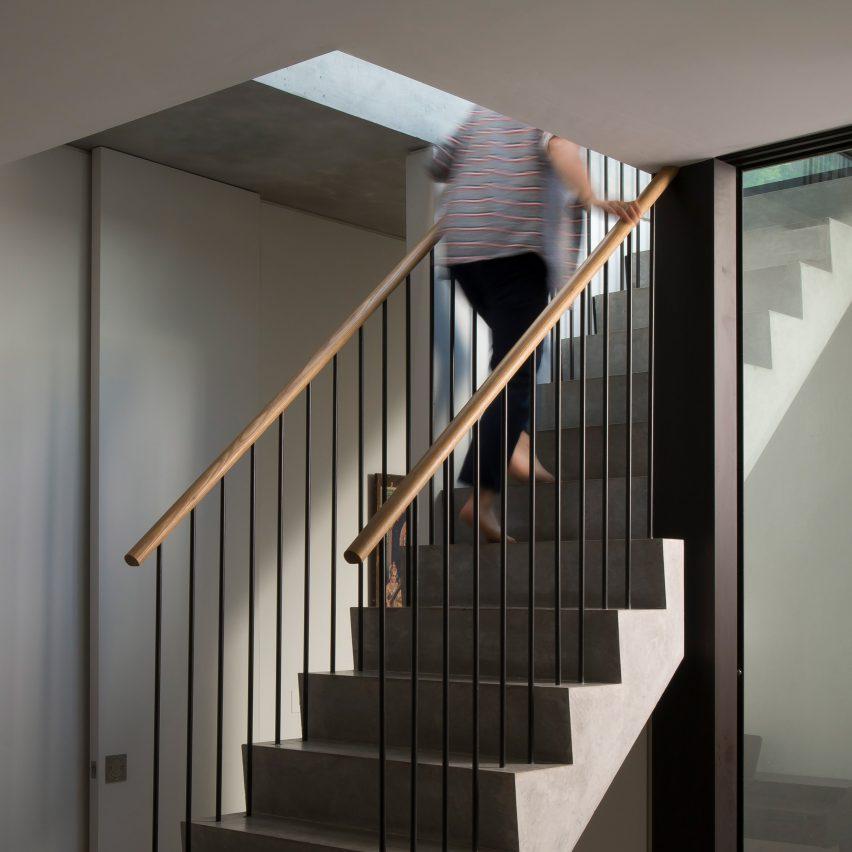 Dezeen roundups: Best staircases of 2017