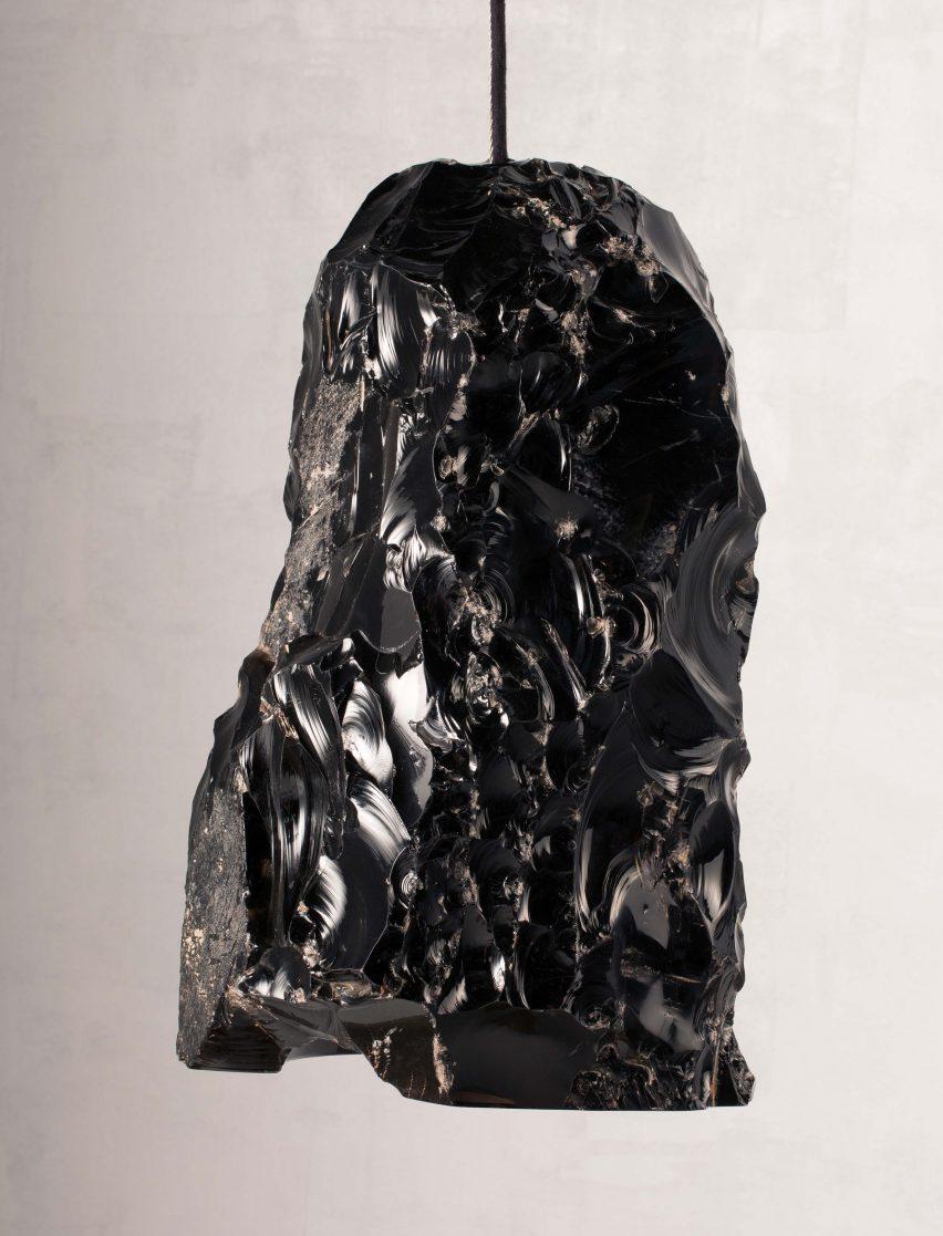 Bowman pendant by Pierre Yovanovitch