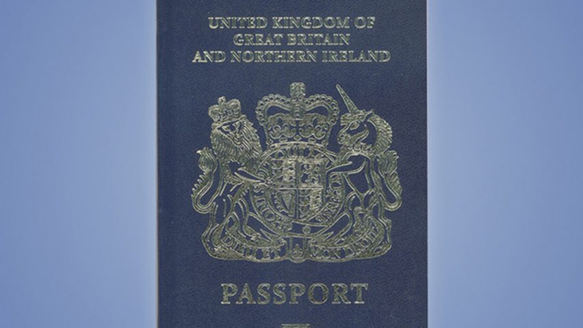 United Kingdom passports to turn blue after Britain leaves the EU