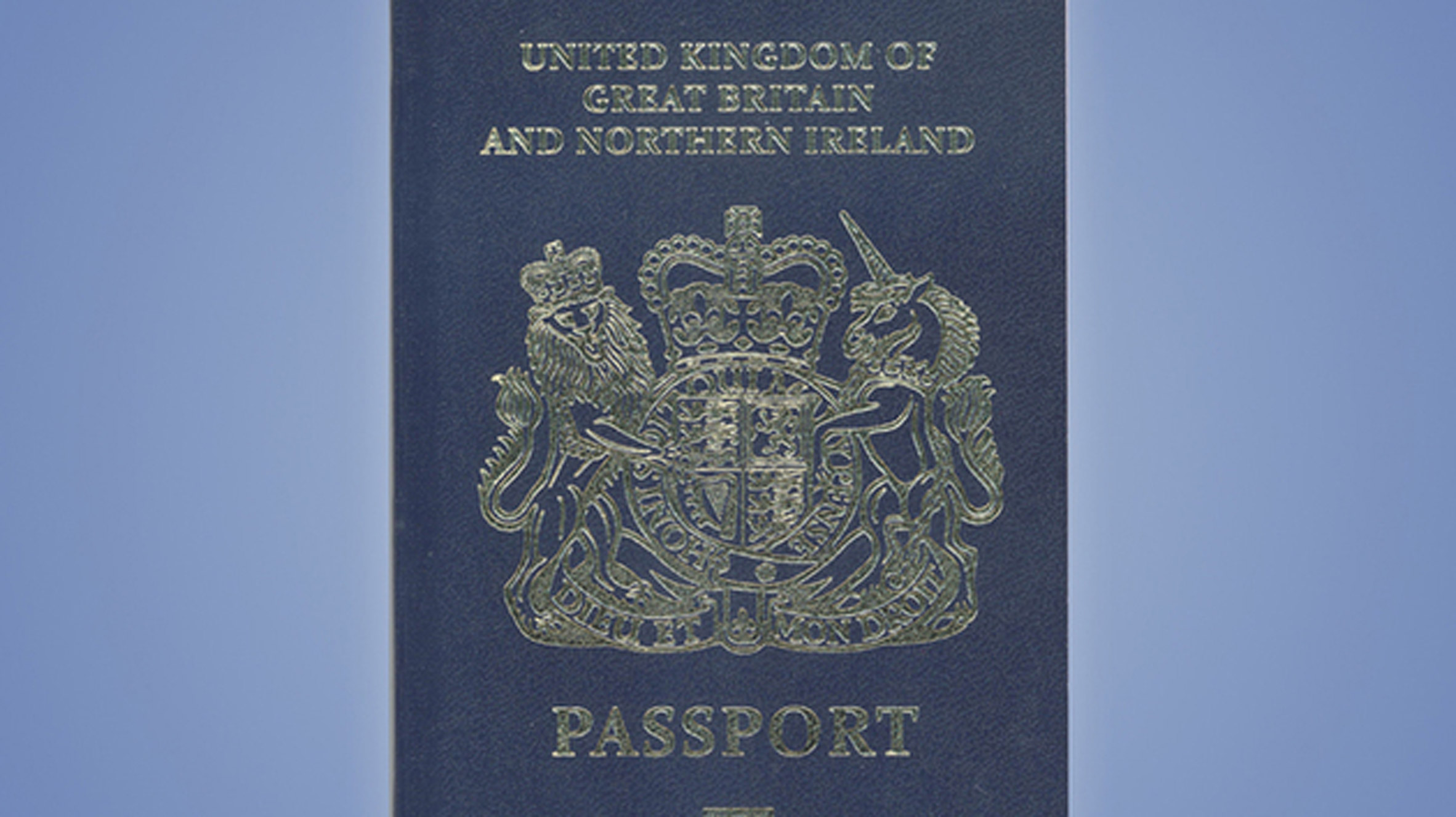 UK brings back blue passports to help restore national identity