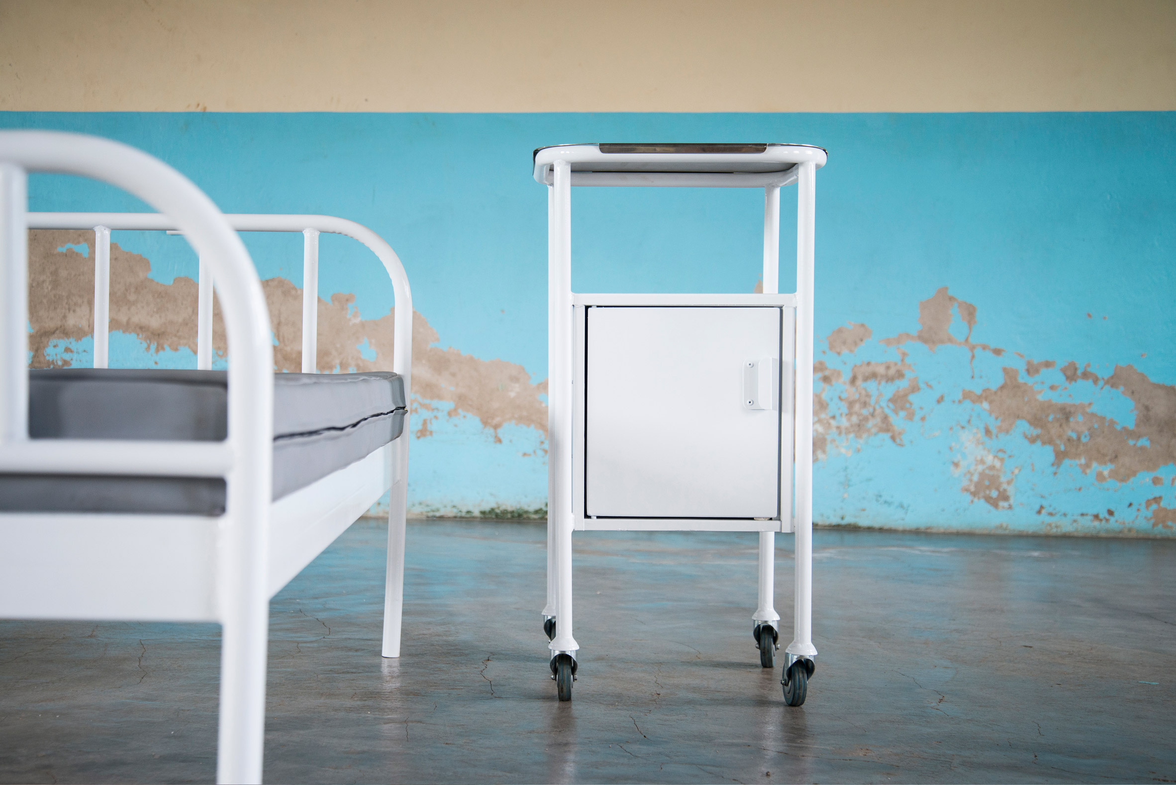 Super Local creates affordable equipment for hospitals in Malawi