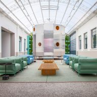 Patricia Urquiola updates Cassina headquarters to commemorate brand's 90th anniversary