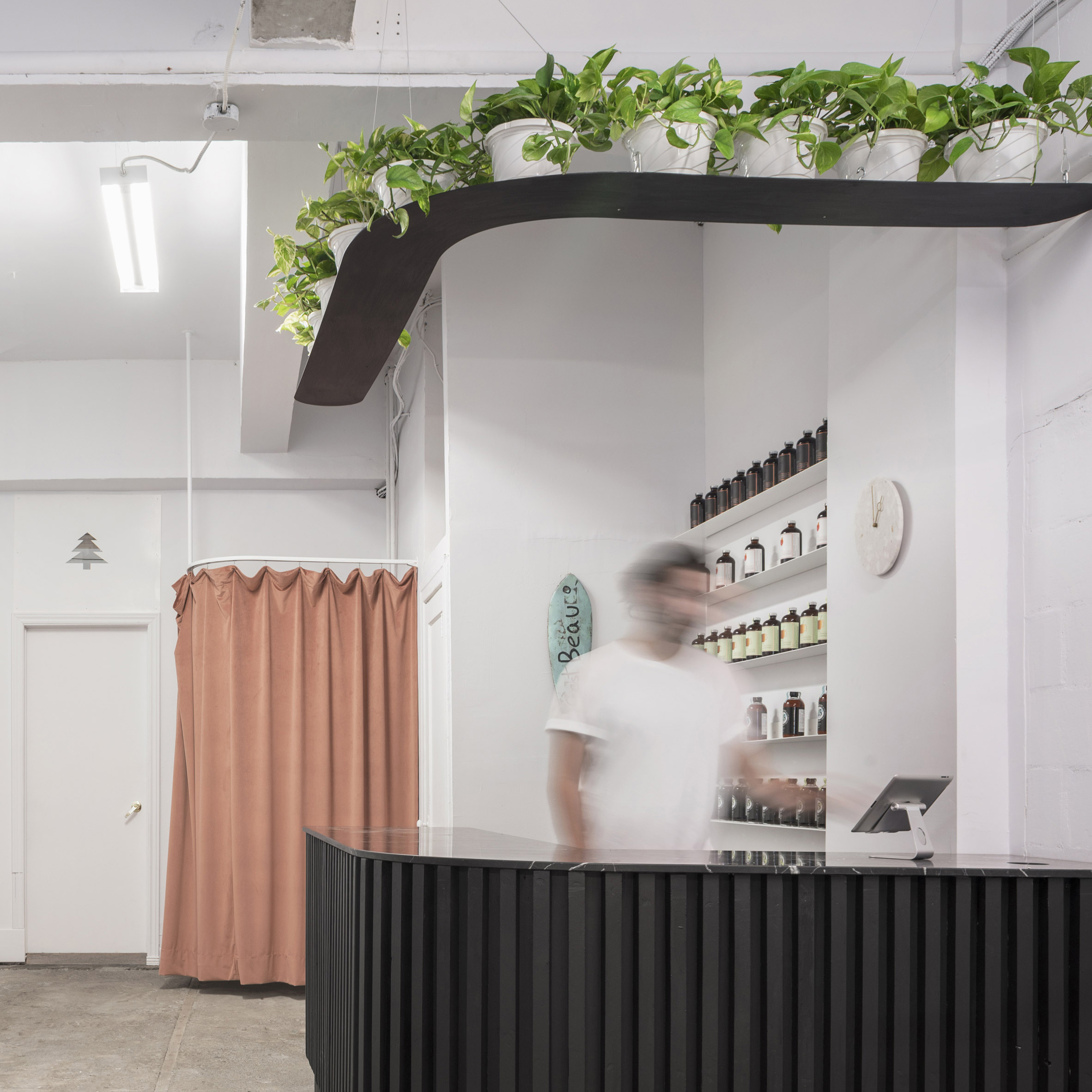 Obiekt designs pared back interior for cest beaus first store
