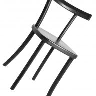 Chair 182 by Carmody Groake and Joe Pipal