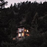 Greek mountain home by Natalia Kokosalaki blends ideas from chalets and urban lofts