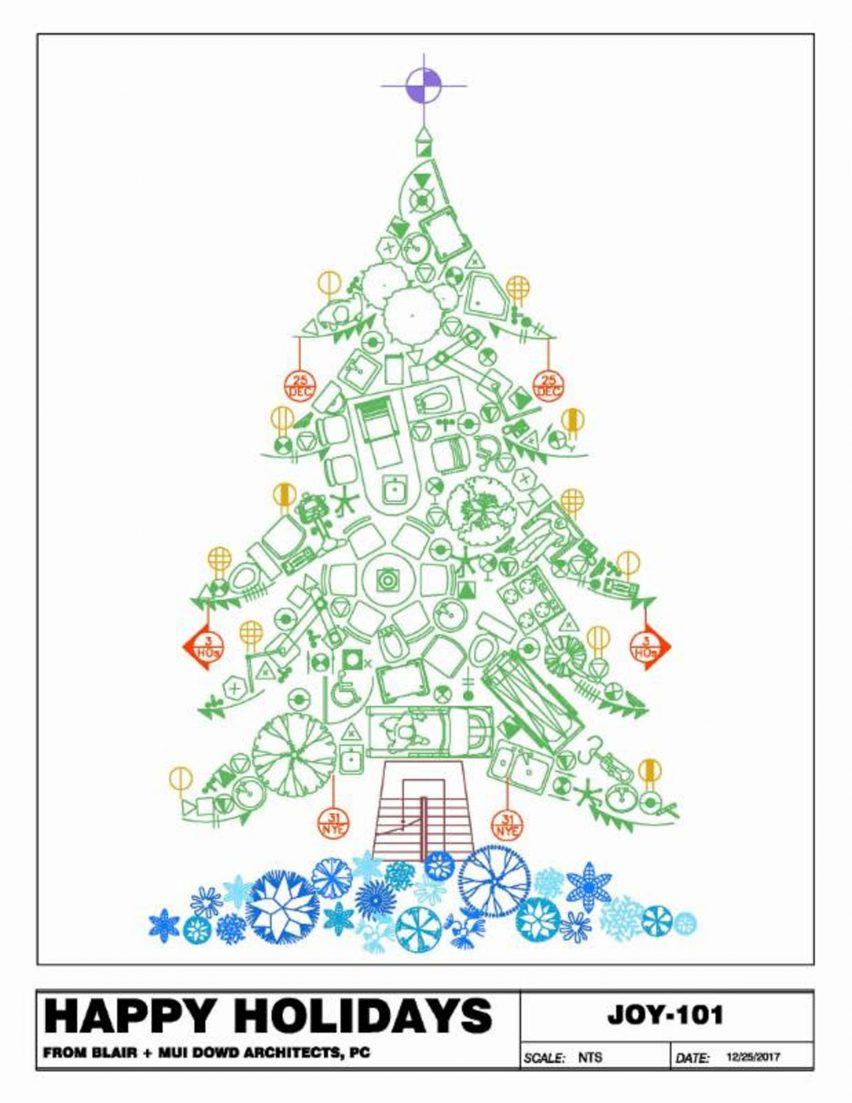 Designer Christmas cards 2017