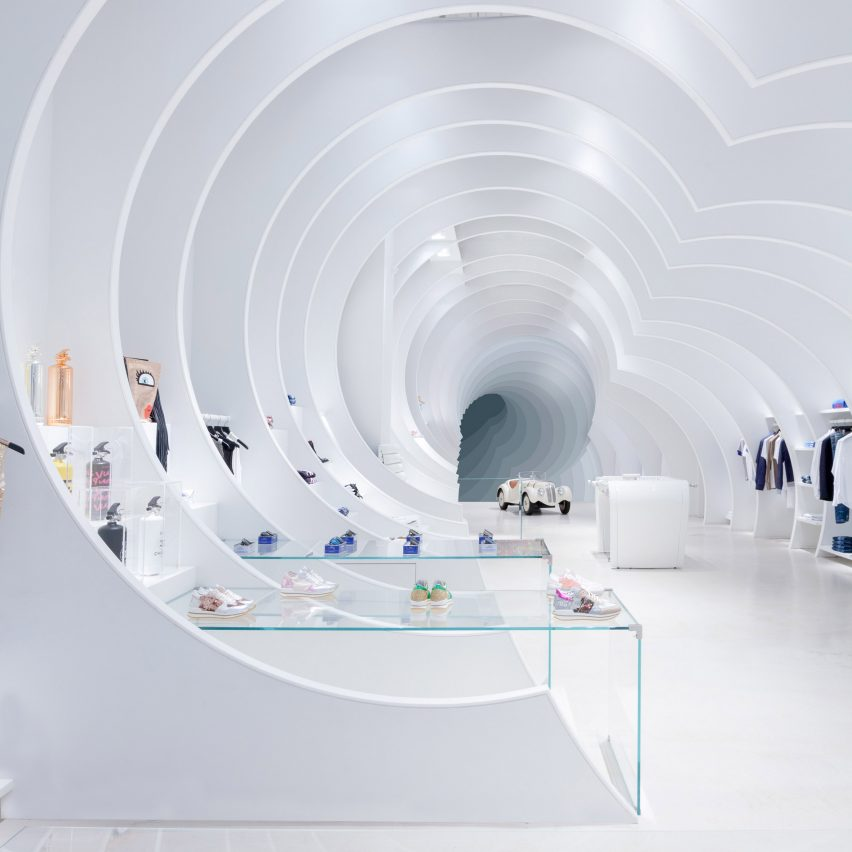 Concept Store Miami by Ohlab