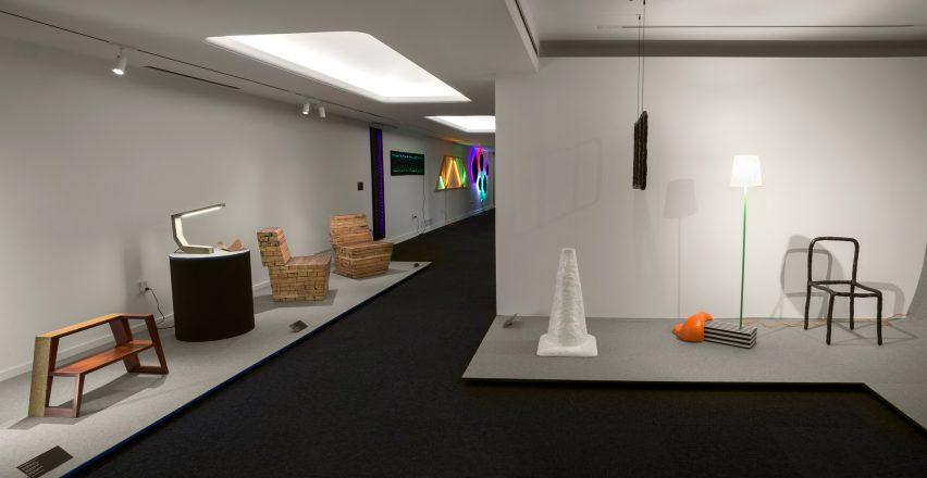 Cranbrook Academy Of Art Showcases Experimental Furniture Designs