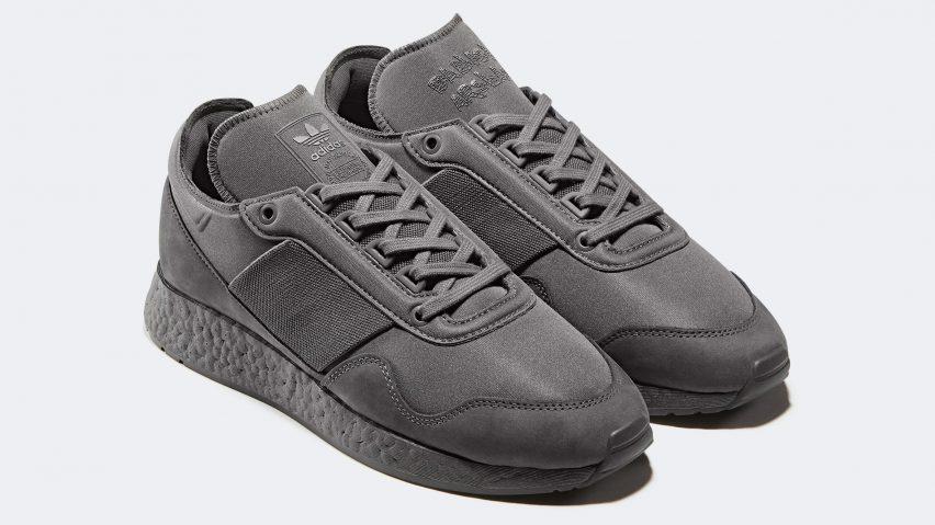 75e2c3f89 Daniel Arsham focuses on materials for latest Adidas Originals footwear