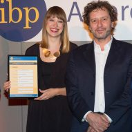 Dezeen named Digital Service of the Year at IBP Awards