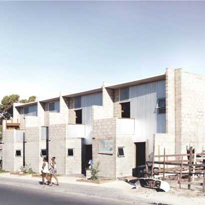 Urban Think Tank Develops Low Cost Housing For South African Slum
