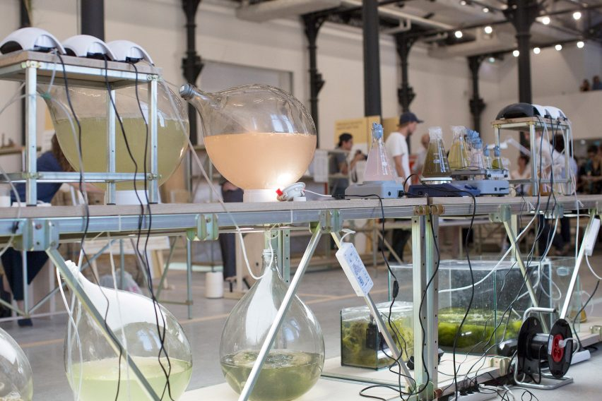 Eric Klarenbeek x Maartje Dros at Dutch Design Week 2017