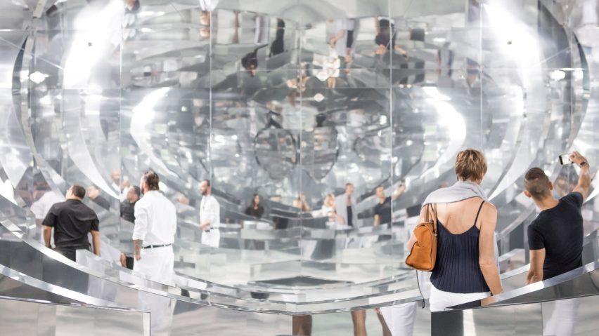 Es Devlin Miami installation