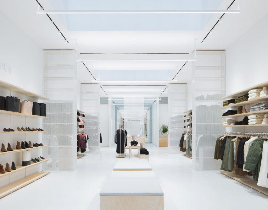 Swell Everlane Opens Permanent Store In New Yorks Soho Inzonedesignstudio Interior Chair Design Inzonedesignstudiocom