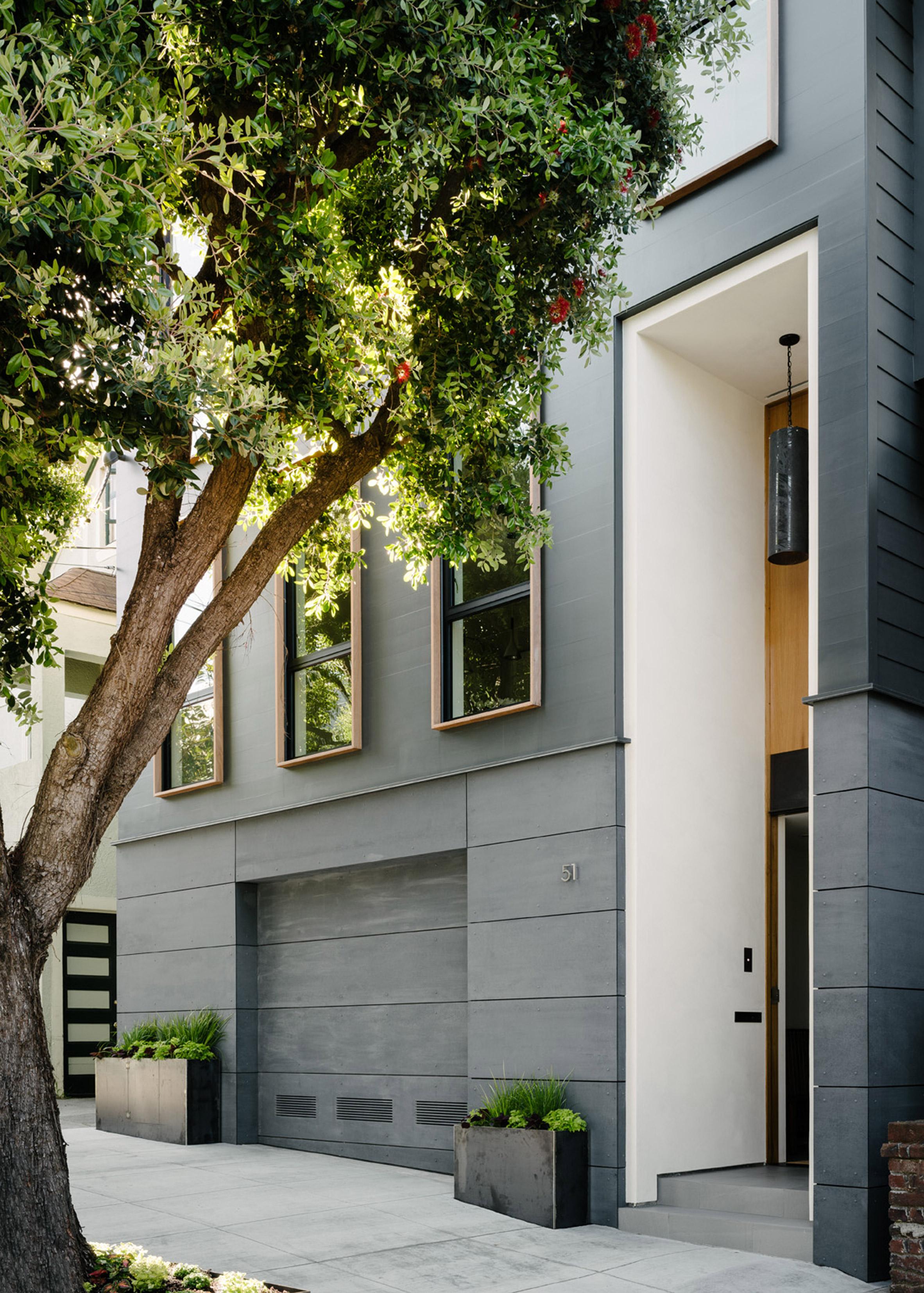 Feldman Architecture Designs San Francisco Home With