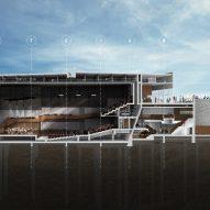 Foro Boca by Rojkind Arquitectos