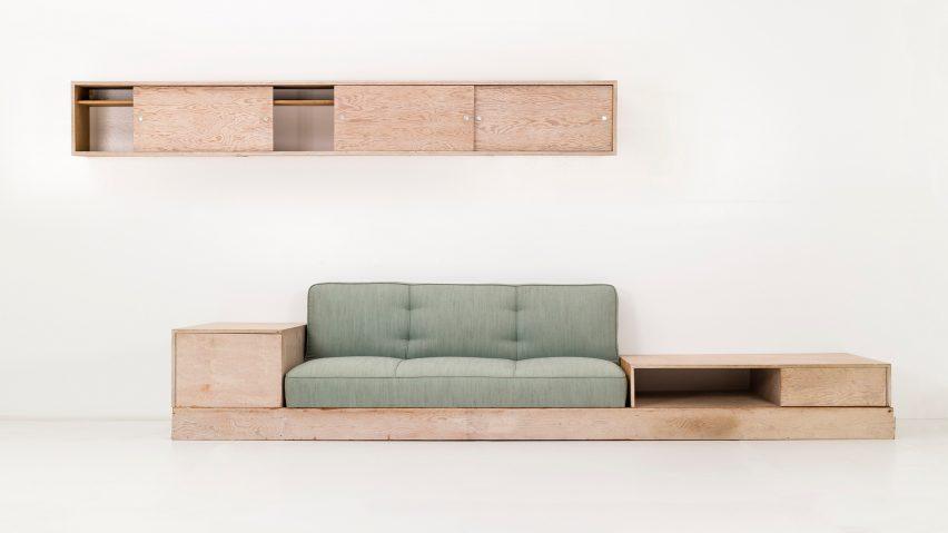 Furniture by Albert Frey, Converso